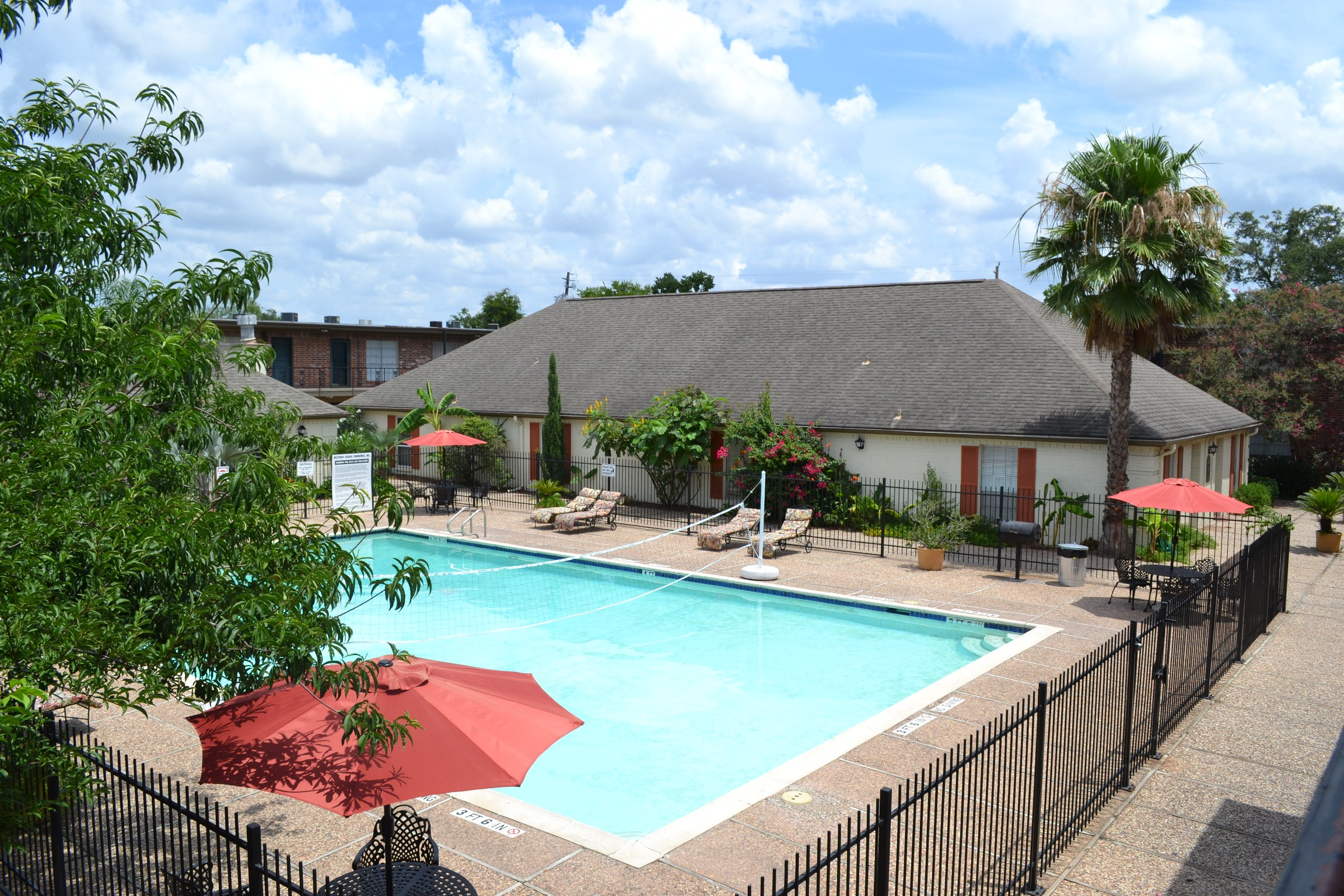 Westbury square home - Westbury swimming pool houston tx ...